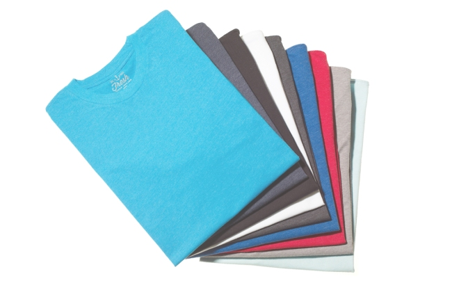 FreshCleanTees: T-shirt subscription box